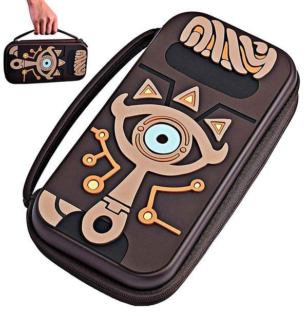 Zelda Sheikah Slate Nintendo Switch Carrying Case