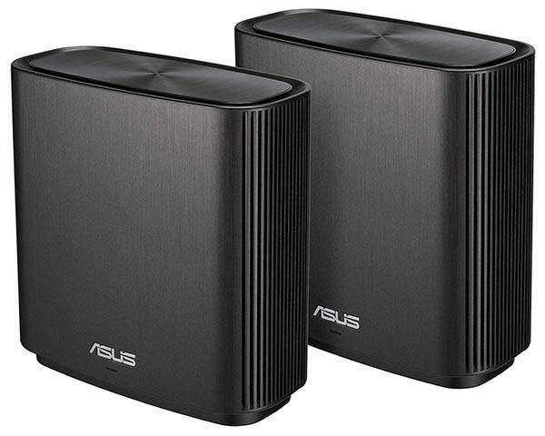 Asus ZenWiFi AC Tri-Band Whole-Home Mesh WiFi System