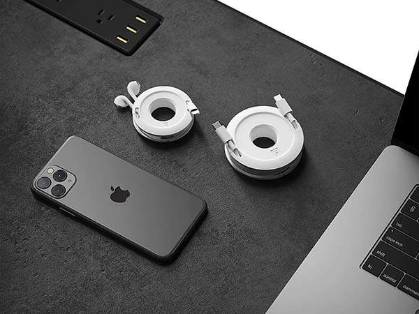 Fuse Side Winder Mini and Max Headphone and Cable Organizers