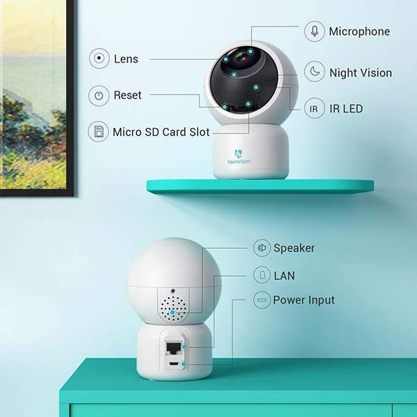 HeimVision HM203 Indoor Security Camera