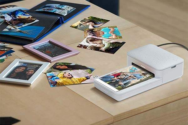 HP Sprocket Studio Portable Photo Printer