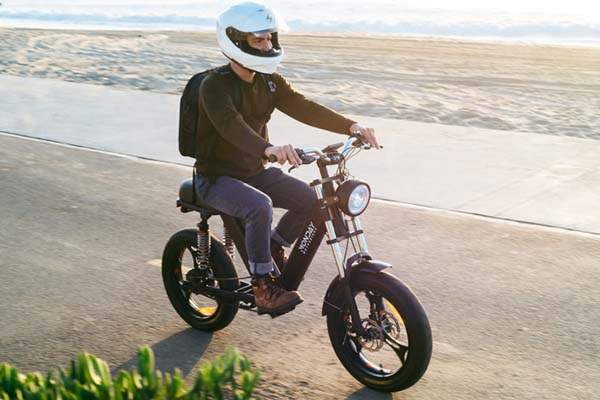 Monday Motorbikes Gateway Electric Bike