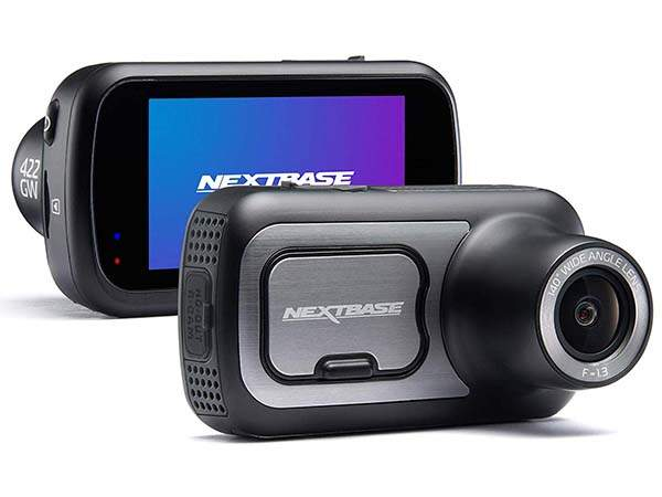 Nextbase 422GW Smart Dash Cam with Alexa Built-in