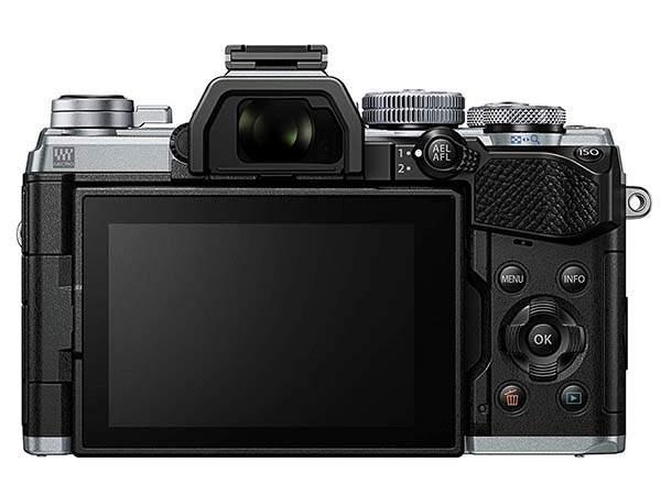 Olympus OM-D E-M5 Mark III Mirrorless Camera