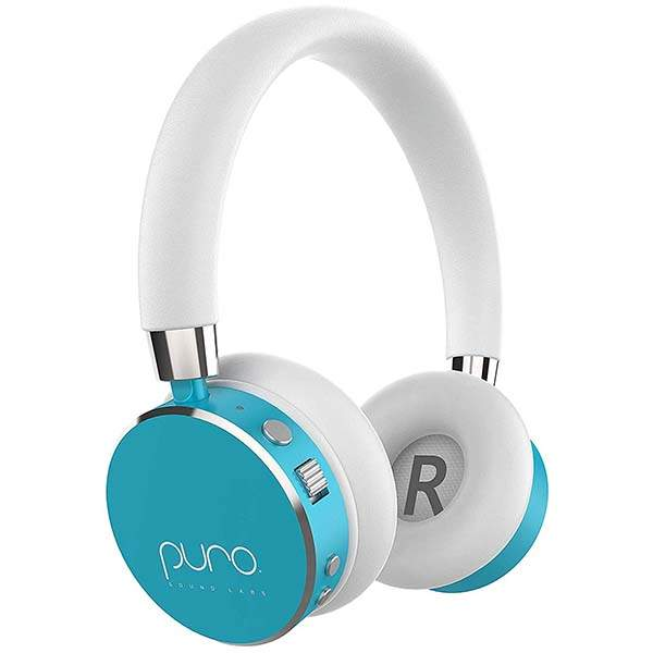 Puro Sound Labs BT2200 Bluetooth Kids Headphones