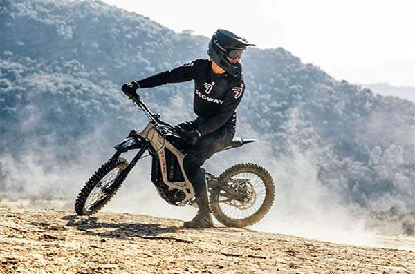 Segway Dirt Off-Road Electric Bike