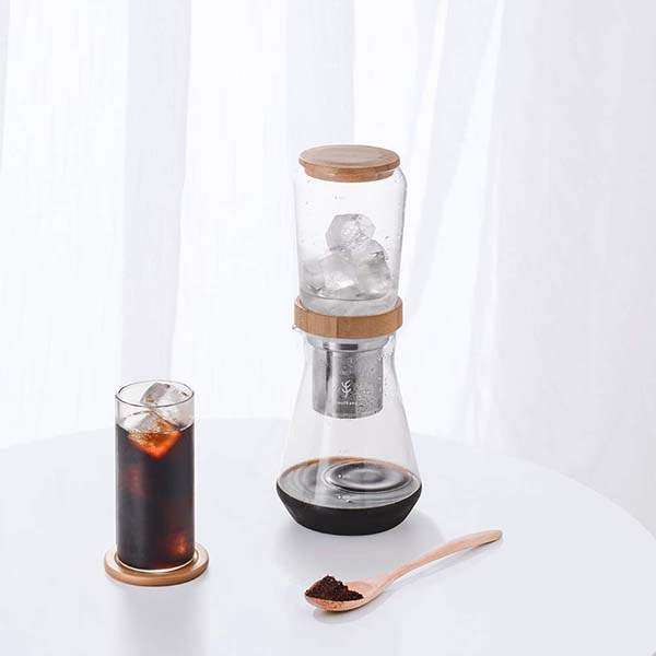Soulhand Cold Brew Coffee Maker with Adjustable Water Speed
