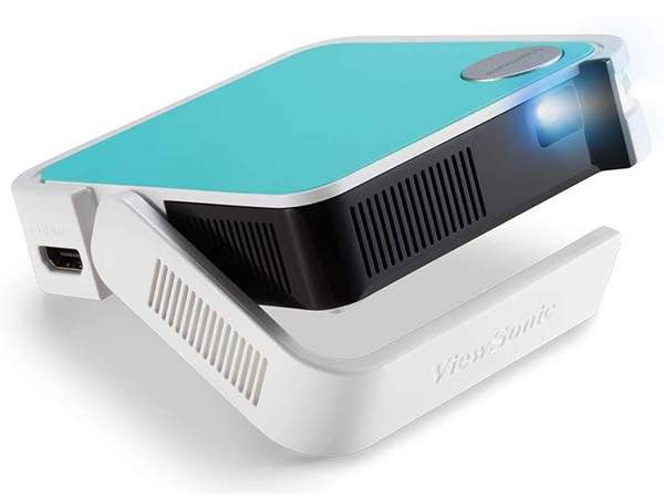 ViewSonic M1 Mini LED Projector with JBL Speaker