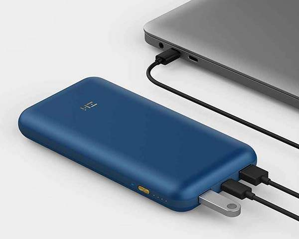ZMI PowerPack 20K Pro Portable Power Bank with 65W Power Delivery