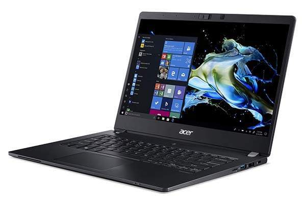 Acer TravelMate P6 Ultralight Laptop