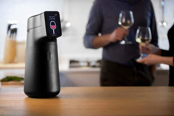 Albicchiere Smart Wine Preservation and Dispenser
