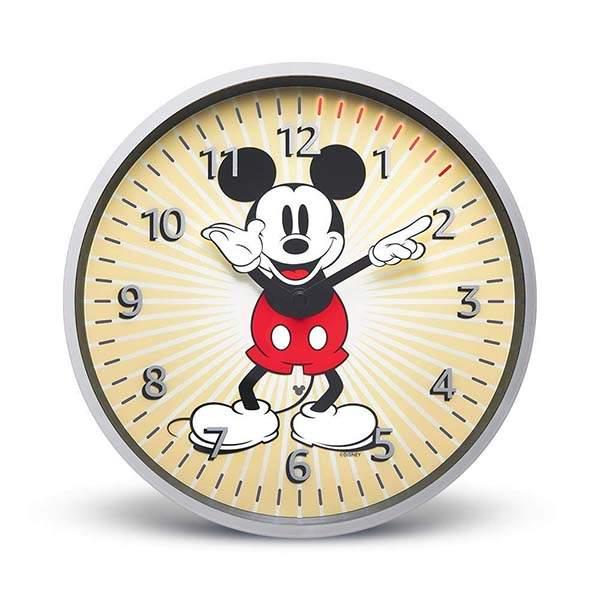 Amazon Echo Wall Clock Disney Mickey Mouse Edition