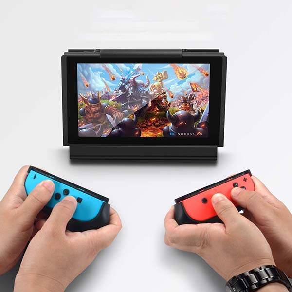 BeeFix Nintendo Switch Battery Case with Joy-Con Grips