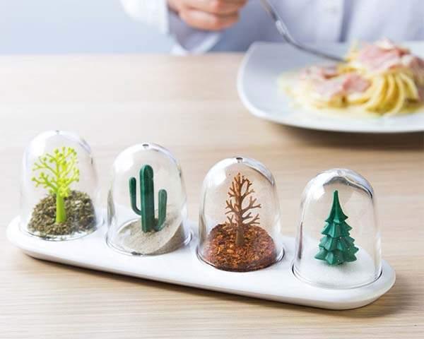 Four Seasons Spice Shaker Set