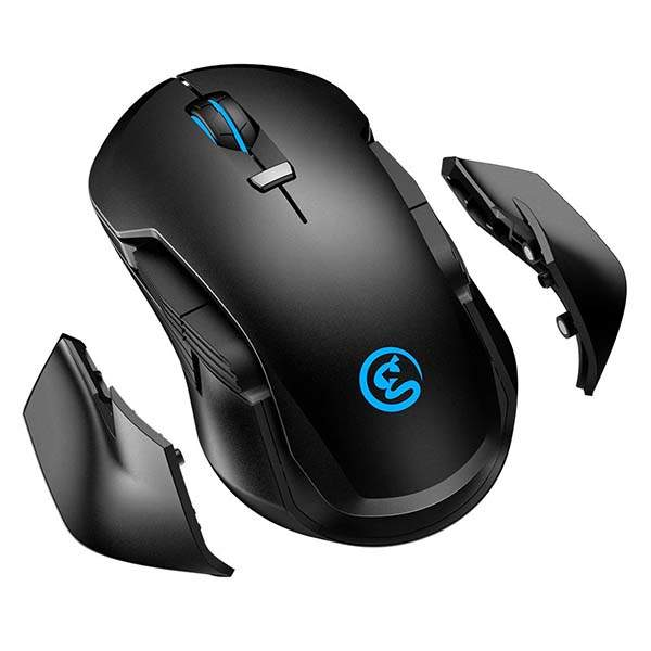 GameSir GM300 Wireless Gaming Mouse with Magnetic Side Plates
