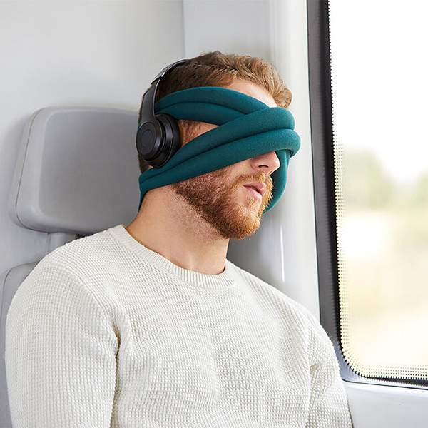 Loop Blackout Eye Mask Pillow