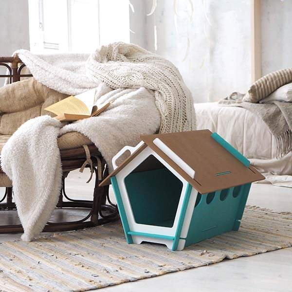 Parma L Handmade Dog House