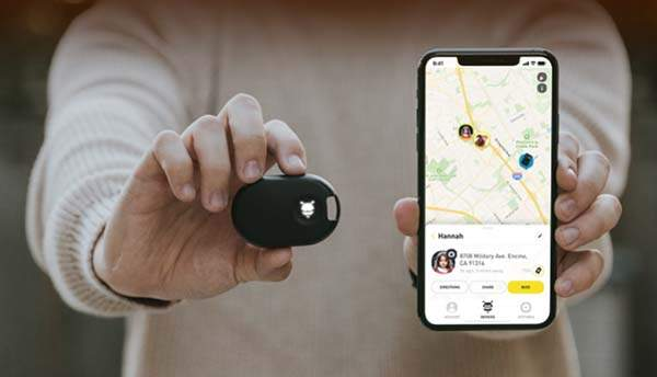 Pebblebee Found GPS Location Tracker Works Globally