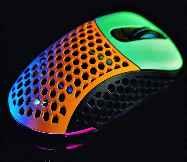 Pwnage Customizable Wireless Gaming Mouse