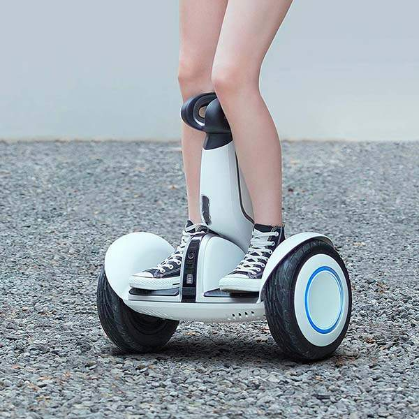 Segway Ninebot S-Plus Smart Self-Balancing Electric Scooter with Auto-Following Mode