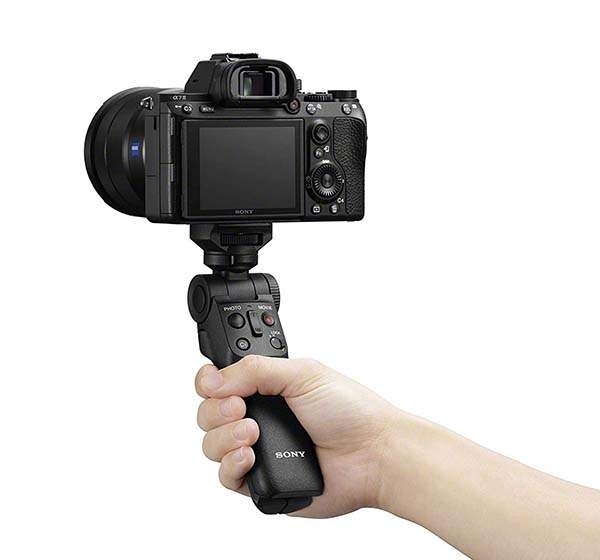 Sony GP-VPT2BT Bluetooth Shooting Grip and Tripod for Vlogging