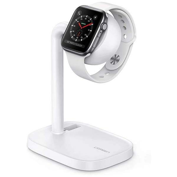 UGREEN Apple Watch Charging Stand with Night Stand Mode