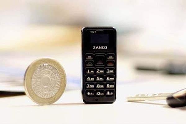 Zanco Tiny T1 World's Small Feature Phone
