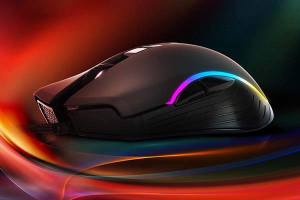 Abkoncore AM6 RGB Gaming Mouse