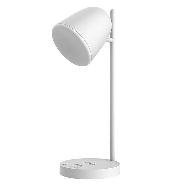 Aide LED Desk Lamp with Qi Wireless Charger