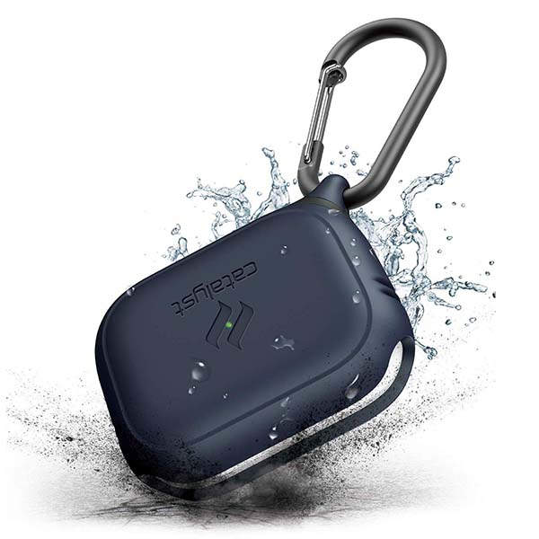 Catalyst Waterproof AirPods Pro Case with a Carabiner