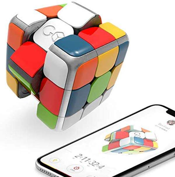GoCube App-Enabled Smart Rubik's Cube