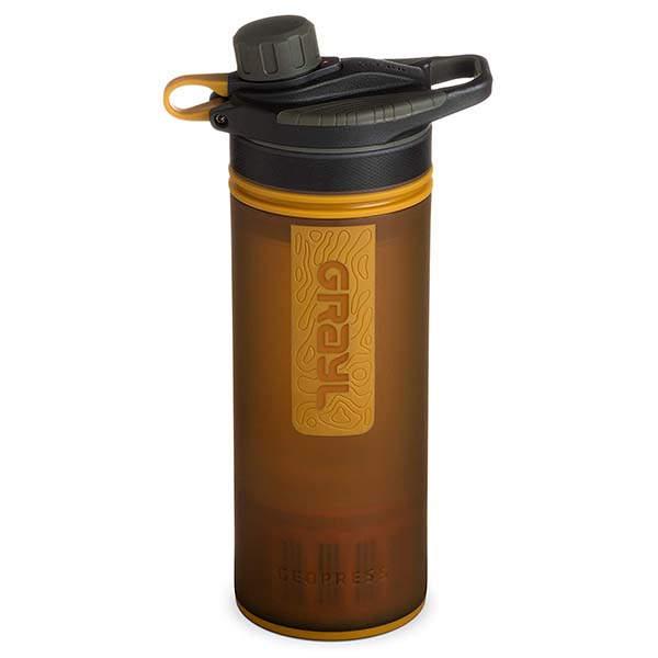 Grayl Geopress Travel Water Purifier Bottle