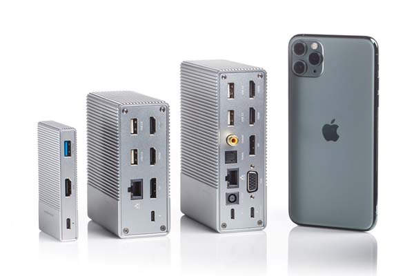 HyperDrive GEN2 USB-C Hub with 100W Power Delivery, 4K60Hz HDMI Port and More