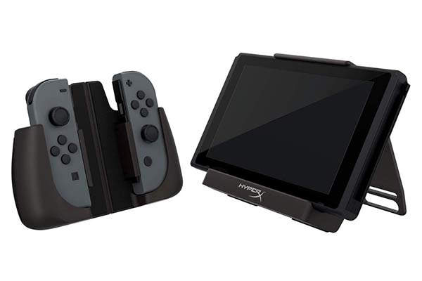 HyperX ChargePlay Clutch Nintendo Switch Charging Case