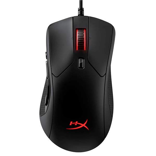 HyperX Pulsefire Raid Wired Gaming Mouse with 11 Programmable Buttons