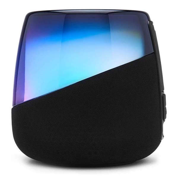 iHome iBTW750 Color Changing Bluetooth Speaker with Wireless Charging Pad