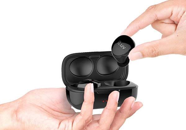 iLuv TB100 True Wireless Bluetooth Earbuds