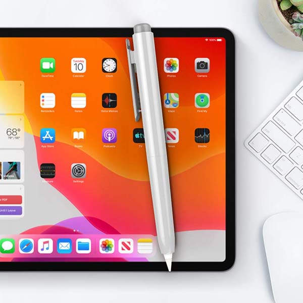 Moko Apple Pencil 2 Case with Sturdy Clip