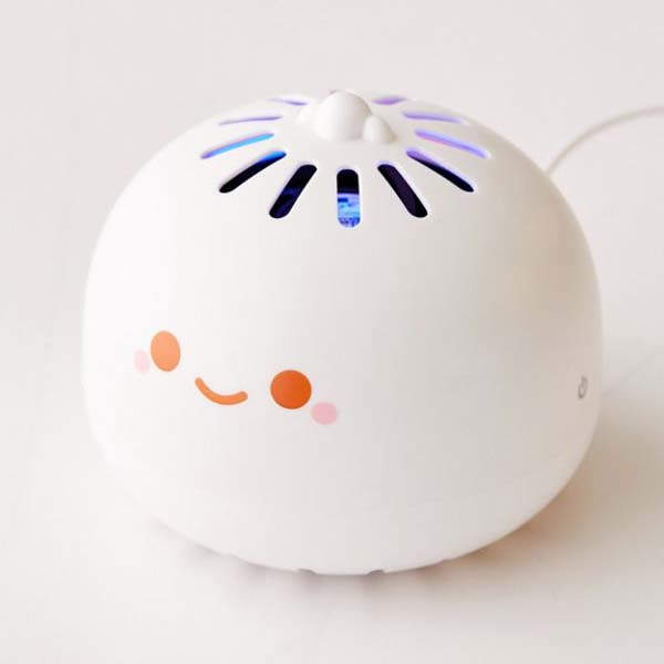 Smoko Lil B Dumpling USB Air Purifier with Replaceable HEPA Filter