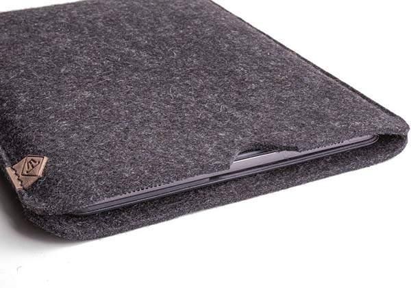 Softwerk Handmade Minimal Felt iPad Sleeve