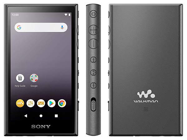 Sony Walkman NW-A105 Hi-Res MP3 Player