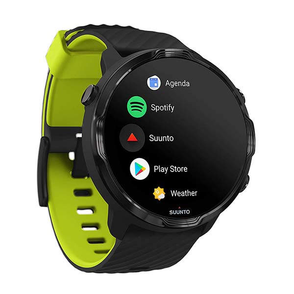 Suunto 7 GPS Sport Smartwatch with Heart Rate Sensor