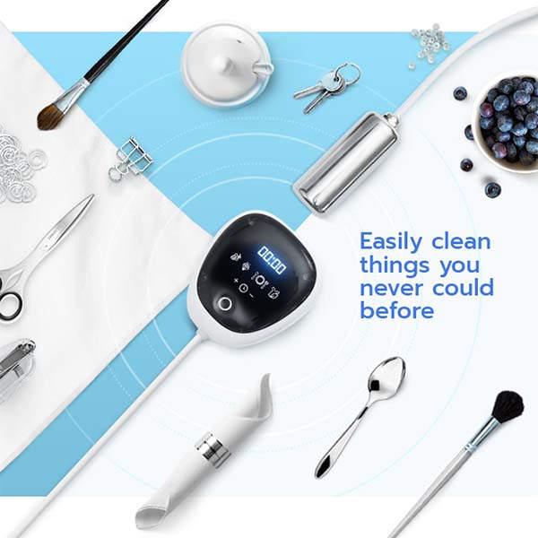 Ultrasona Portable Ultrasonic Cleaner