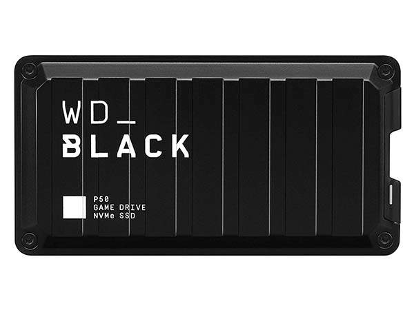 WD_Black P50 Game Drive Portable External SSD