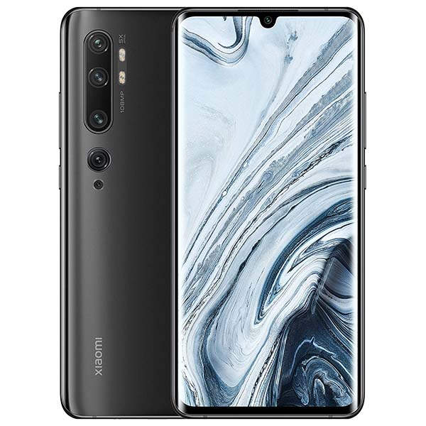 Xiaomi Mi Note 10 Smartphone with 4-Lens Rear Camera System