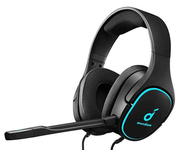Anker Soundcore Strike 3 Gaming Headset with 7.1 Surround Sound