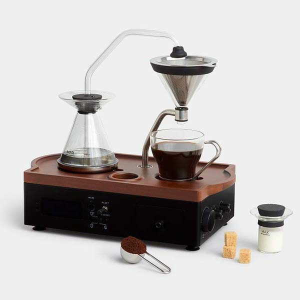 Barisieur Alarm Clock Tea and Coffee Maker