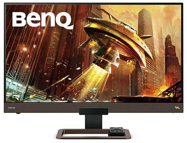 BenQ EX2780Q 2K Gaming Monitor with 144Hz Fresh Rate