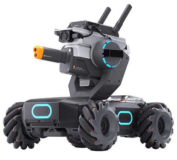 DJI RoboMaster S1 Intelligent STEM Robot Kit