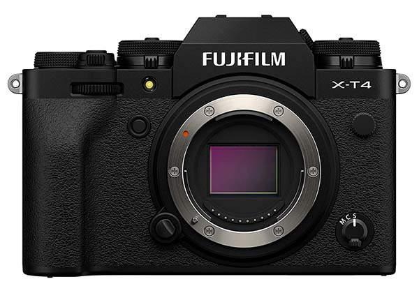 Fujifilm X-T4 Interchangeable Lens Mirrorless Camera